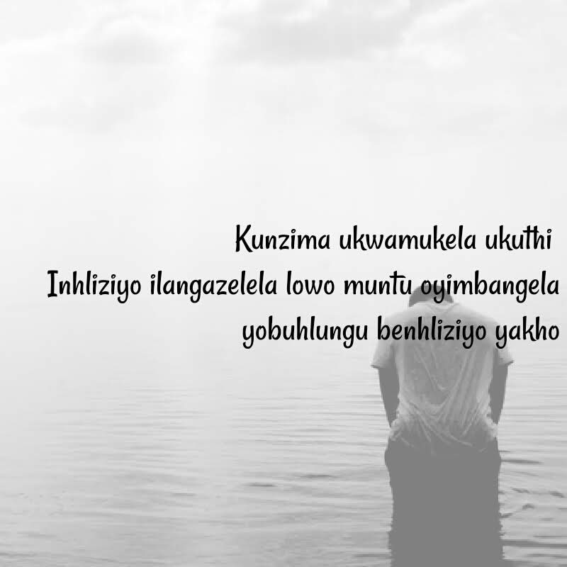 Sad Love Quotes – Zulu – Zulu Poetry